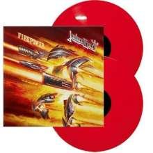 Judas Priest: Firepower (Limited Edition) (Red Vinyl), 2 LPs