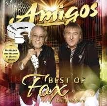 Die Amigos: Best Of Fox: Das Tanz-Album, CD