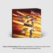 Judas Priest: Firepower (Deluxe Edition), CD