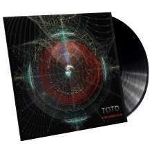 Toto: Greatest Hits: 40 Trips Around The Sun (remastered), 2 LPs