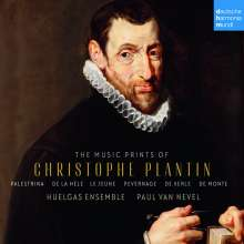 Huelgas Ensemble - The Music Prints of Christophe Plantin, CD