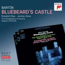 Bela Bartok (1881-1945): Herzog Blaubarts Burg, CD