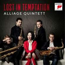 Alliage Quintett - Lost in Temptation, CD