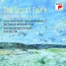 Gabriel Faure (1845-1924): The Secret Faure I - Orchesterlieder & Suiten, CD