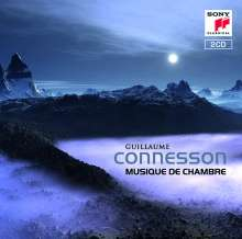 Guillaume Connesson (geb. 1970): Kammermusik, 2 CDs