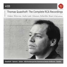 Thomas Quasthoff - The Complete RCA Recordings, 4 CDs