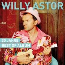 Willy Astor: 30 Jahre: Best Of Album, CD