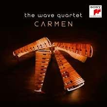 Wave Quartet - Carmen, CD