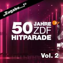 50 Jahre ZDF Hitparade Vol. 2, 3 CDs