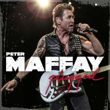 Peter Maffay: Plugged - Die stärksten Rocksongs, CD