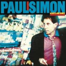 Paul Simon (geb. 1941): Hearts and Bones, LP