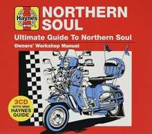 Ultimate Guide To Northern Soul, 3 CDs