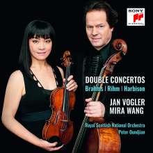 Jan Vogler & Mira Wang - Doppelkonzerte für Violine, Cello & Orchester, CD