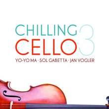Chilling Cello Vol.3, 2 CDs