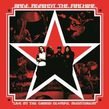 Rage Against The Machine: Live At The Grand Olympic Auditorium (180g), 2 LPs