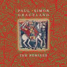 Paul Simon (geb. 1941): Graceland - The Remixes, 2 LPs