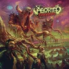 Aborted: TerrorVision, CD