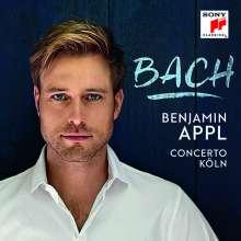 Benjamin Appl - Bach, CD