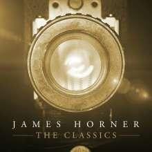 Filmmusik: James Horner: The Classics, CD