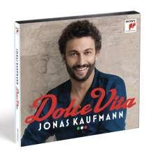 Jonas Kaufmann – Dolce Vita (Set aus CD & DVD), 1 CD und 1 DVD