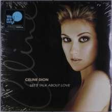Céline Dion: Let's Talk About Love, 2 LPs