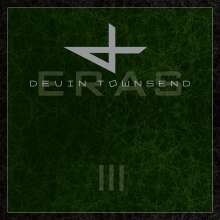 Devin Townsend: Eras - Vinyl Collection Part III (180g) (Limited Edition Box Set), 10 LPs