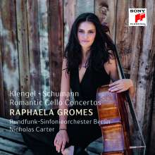 Raphaela Gromes - Cellokonzerte, CD