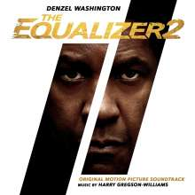 Harry Gregson-Williams: Filmmusik: The Equalizer  2, CD