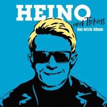 Heino: ...und Tschüss (Das letzte Album), CD