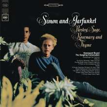 Simon & Garfunkel: Parsley, Sage, Rosemary And Thyme (180g), LP