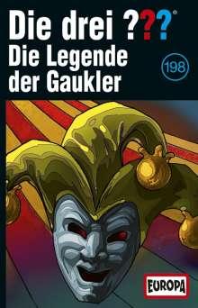 Die drei ??? (Folge 198) - Die Legende der Gaukler (Limited-Edition), MC