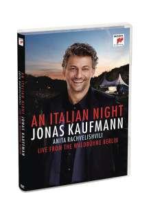Jonas Kaufmann – Eine italienische Nacht (Live aus der Waldbühne Berlin), DVD