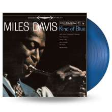 Miles Davis (1926-1991): Kind Of Blue (Blue Vinyl), LP
