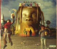 Travis Scott: Astroworld (Explicit), CD
