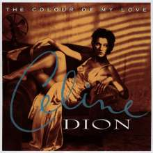 Céline Dion: The Colour Of My Love, 2 LPs
