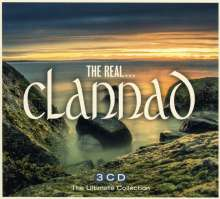 Clannad: The Real...Clannad, 3 CDs