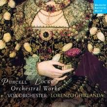 Matthew Locke (1622-1677): The Tempest (Bühnenmusik), CD