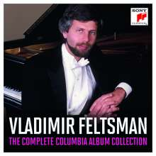Vladimir Feltsman - The Complete Columbia Album Collection, 8 CDs