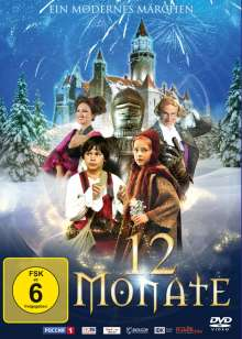 12 Monate, DVD