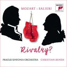 Mozart : Salieri - Rivalry?, 2 CDs