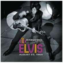 Elvis Presley (1935-1977): Live At The International Hotel, Las Vegas, Nevada, August 23, 1969, 2 LPs