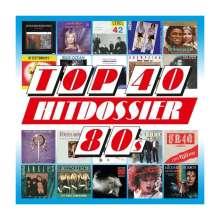 Top 40 Hitdossier 80s, 5 CDs
