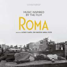 """Music Inspired By The Film """"Roma"""", CD"""
