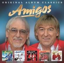Die Amigos: Original Album Classics, 5 CDs