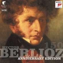 Hector Berlioz (1803-1869): Berlioz Anniversary Edition, 10 CDs