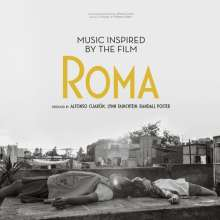 """Filmmusik: Music Inspired By The Film """"Roma"""", 2 LPs"""