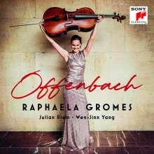 Jacques Offenbach (1819-1880): Kammermusik für Cello, CD