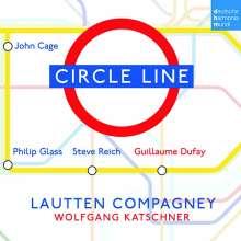 Lautten Compagney - Circle Lines, CD