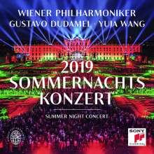 Wiener Philharmoniker - Sommernachtskonzert Schönbrunn 2019, CD
