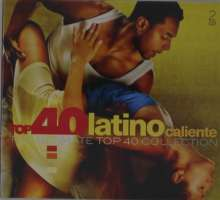 Top 40 - Latino Caliente, 2 CDs